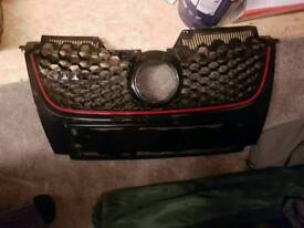 Genuine Golf gti front grill