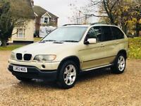 BMW X5 3.0D SPORT 2003(52)REG**FULLY LOADED***AIR CON**FULL HISTORY**