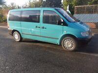 Mercedes Vito 110CDI Traveliner Minibus