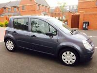 DIESEL RENAULT MODUS EXPRESSION DCI 86 E4 1.5 MANUAL 5 DOORS £30 ROAD TAX PER YEAR