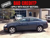2009 Volkswagen Jetta $63.11 A WEEK + TAX OAC - BAD CREDIT APPRO