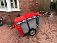 GLADSONS OUT DOOR CLEANING TROLLY