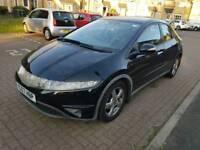2007 Honda Civic 2.2i - CTDi - 5 door 5 door -manual -6 speed gearbox