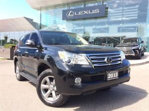 2013 Lexus GX 460 Ultra Premium Navi Backup Cam Sunroof