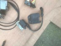Gilera runner Malossi cdi and coil with spark lead