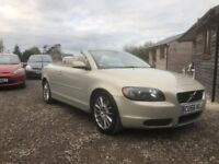2006 VOLVO C70 2.4 D5 SE Lux Geartronic 2dr, NEW MOT CONVERTIBLE