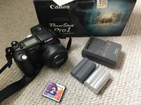 Canon Digital Camera (Powershot Pro1)