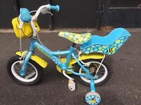 Girls Apollo bike, 12""