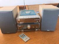 Hitachi micro hi-fi system