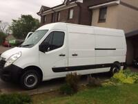 Van and man hire