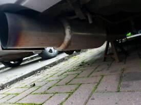 Subaru impreza vortex afterburner exhaust