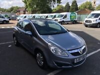 2007 Vauxhall Corsa 1.2 Good And Cheap Runner with history and mot