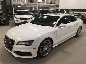 2012 Audi A7 3.0 S-LINE | NIGHT VISION | HEADS UP DISPLAY