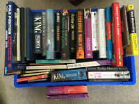 Job Lot of 35 Books (car boot sale)