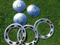 Vw classic hub caps