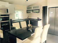 Carnaby Envoy 2 bed luxury hybrid lodge/caravan on a 5* peaceful park in the lake district