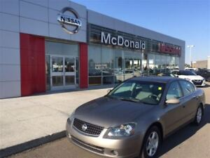 2006 Nissan Altima 2.5 S Power Driver Seat