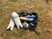 High quality men's cricket set