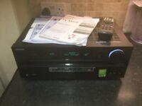 ONKYO TX-NR609 THX CERTIFIED 4K 7.2 CHANNEL HDMI AMPLIFIER TUNER