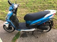 Scooter for sale as good as new