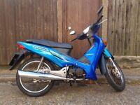 honda anf 125 600 no offer