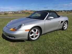 2001 Porsche Boxster only 56,500 miles and lovely