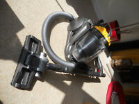 Dyson vacuum DC19 New, tried once only. Be like buying new