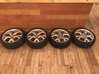 4 x TSW wheels