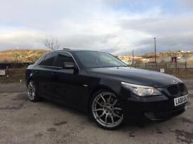 BMW 520d M style bi xenon adaptive cornering lights