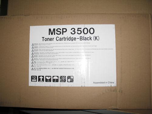 QTY 1 NEW MINOLTA MSP3500 TONER IMAGING UNIT 4563-302 4563302