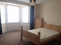 1 Spacious modern Double Bedroom in Shared Flat