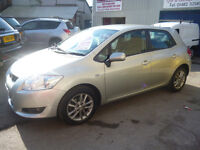 Toyota AURIS TR VVTI,5 door hatchback,FSH,1 previous owner,2 keys,very clean tidy car,