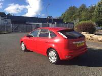 2009 Ford Focus 2.0 TDCI Titanium Top Of the Range Full Service History + Not Audi A4 A3 VW Golf