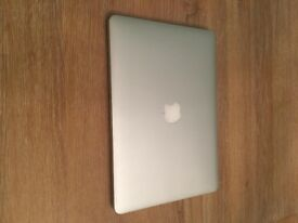 MacBook Pro (retina, 13-inch, mid 2014) for sale - great condition
