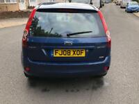 Ford Fiesta zetec TDci 1.4 excellent runner