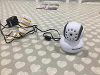 Motorola blink child wifi monitor