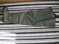 SIOEN TEXOFLEX WADERS GREEN IN COLOUR SIZE 7 BRAND NEW BOXED