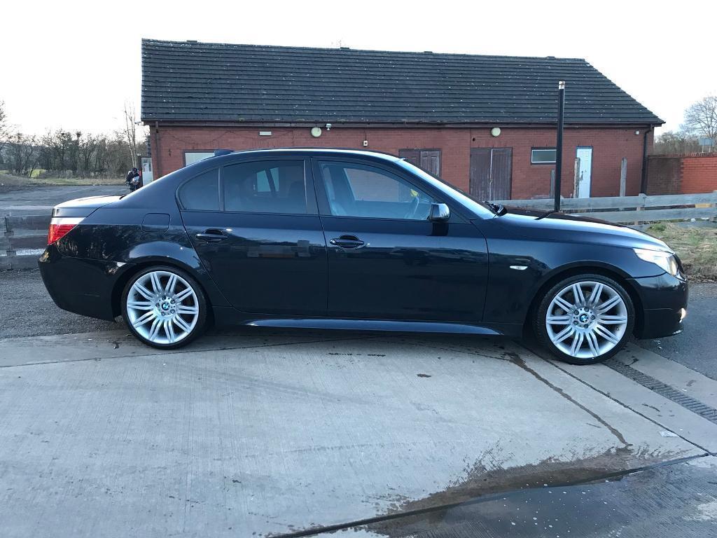 BMW 535D M SPORT TWIN TURBO ( 56) plate - F/S/H - FULL M.O.T - LOW MILES