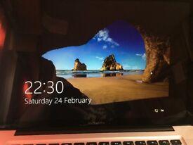 MacBook Pro Mid 2012, i7, 2.3GHz, 15inch, 16Gb, CS5, OS Sierra + 10 Pro 64 bit