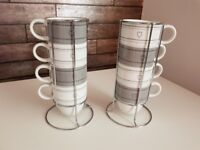Stackable Cups x2