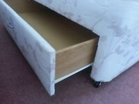 Silentnight Single Bed with two Drawers in base