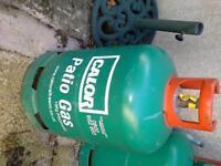 13kg propane patio gas bottle for sale