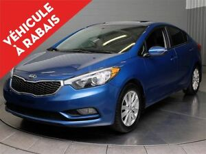 2014 Kia Forte LX+ A\C MAGS TOIT OUVRANT