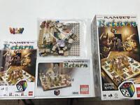 "Lego Board Game ""Ramses Return"" 3855"