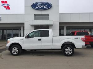 2014 Ford F-150 4X4 S/CAB