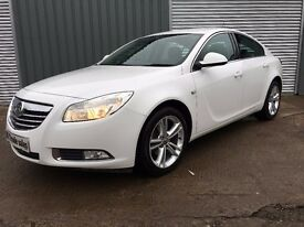 2013 VAUXHALL INSIGNIA 2.0 CDTi EXCLUSIVE ***FULL YEARS MOT***