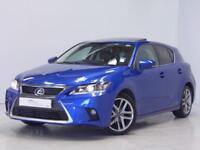 Lexus CT 200H ADVANCE PLUS (blue) 2015-09-01