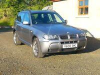 2006 BMW X3 3.0L D M SPORT (NOT RANGE ROVER LANDROVER AUDI Q3 Q5 Q7 SHOGUN)