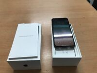 Apple iPhone x 256gb unlocked boxed