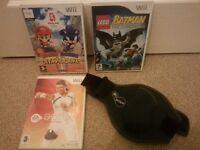 Wii Games ***£5 EACH***